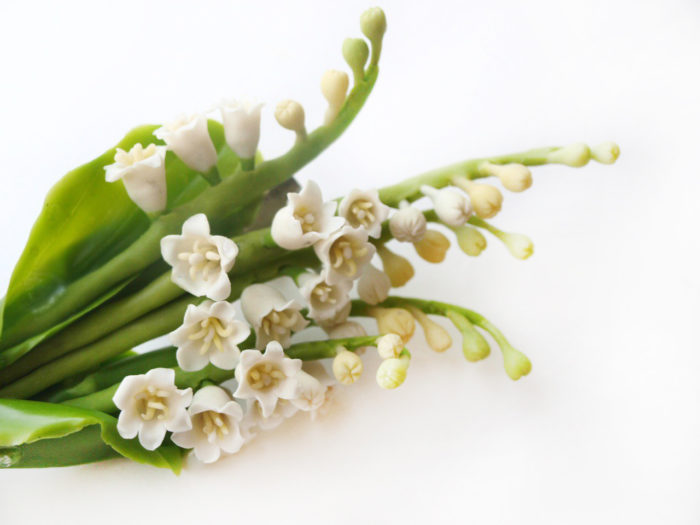 Lily Of The Valley Hair Accessories 1