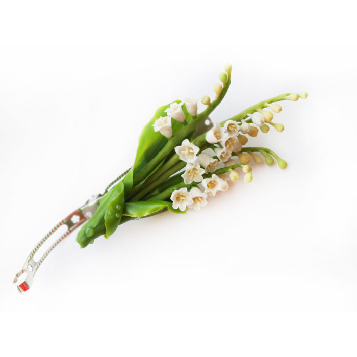 Lily Of The Valley Hair Accessories