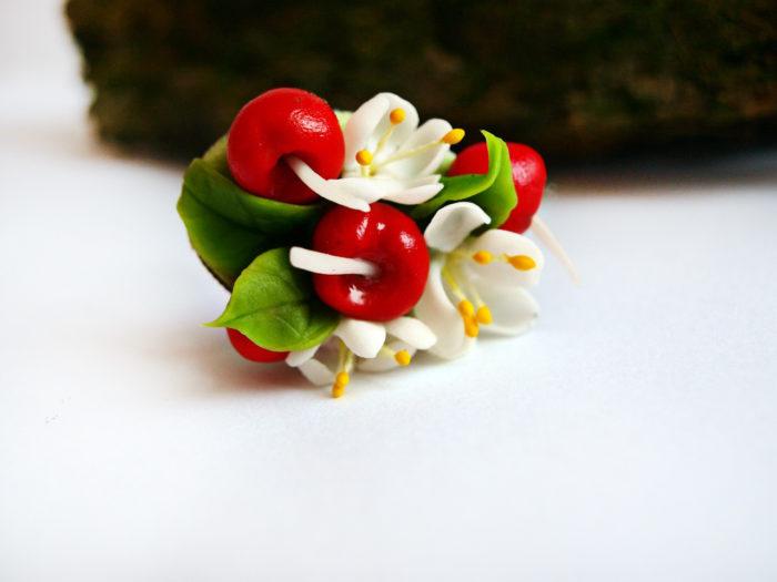 Cherry Jewelry Set 1