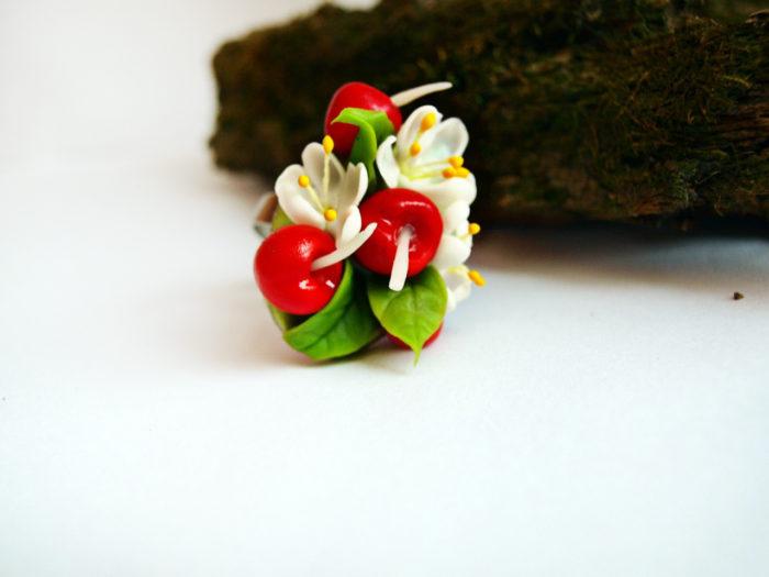 Cherry Jewelry Set 3