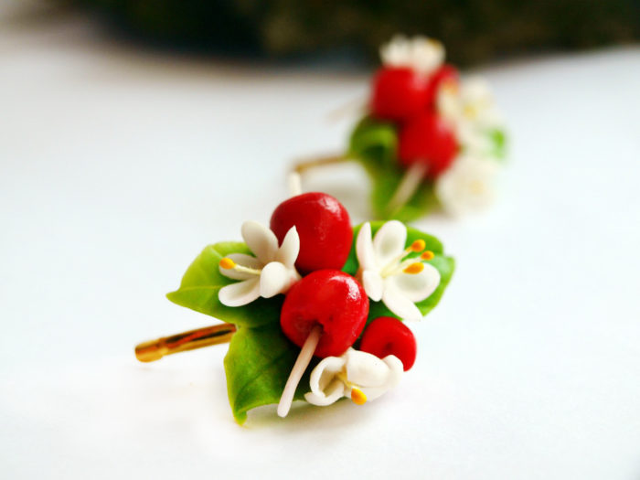 Cherry Jewelry Set 5