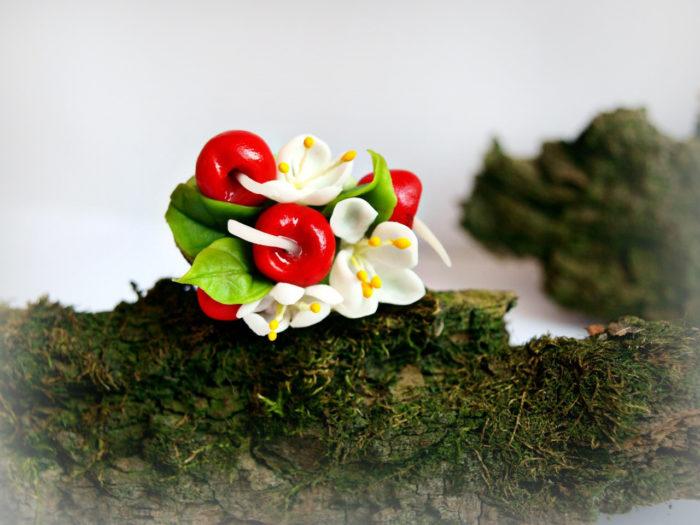 Cherry Jewelry Set 8