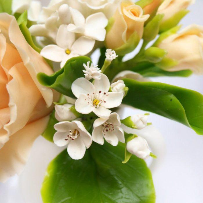 Artificial Floral Arrangement | Oriflowers