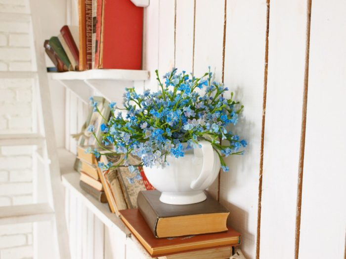 Artificial Forget Me Not Flowers 1 | Oriflowers