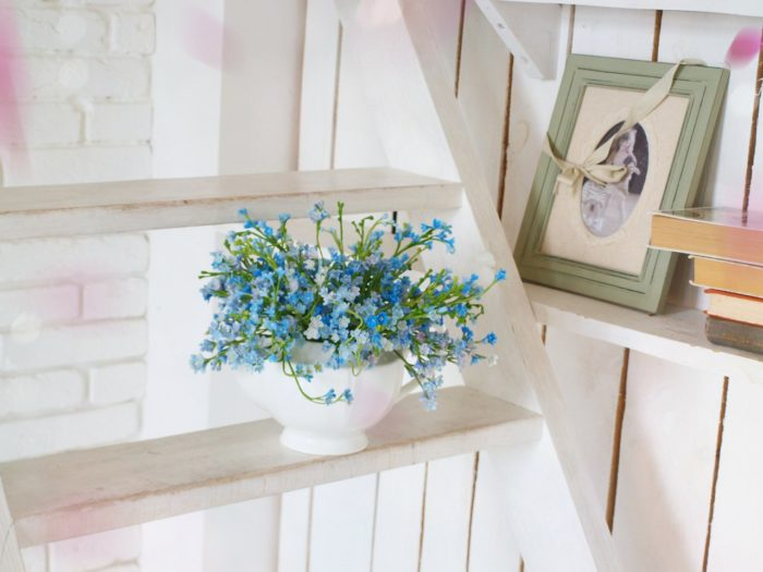 Artificial Forget Me Not Flowers 2 | Oriflowers