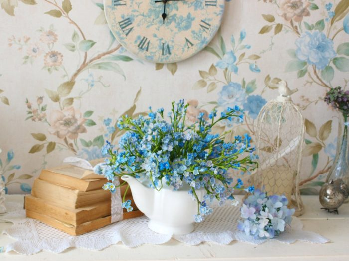 Artificial Forget Me Not Flowers 5 | Oriflowers