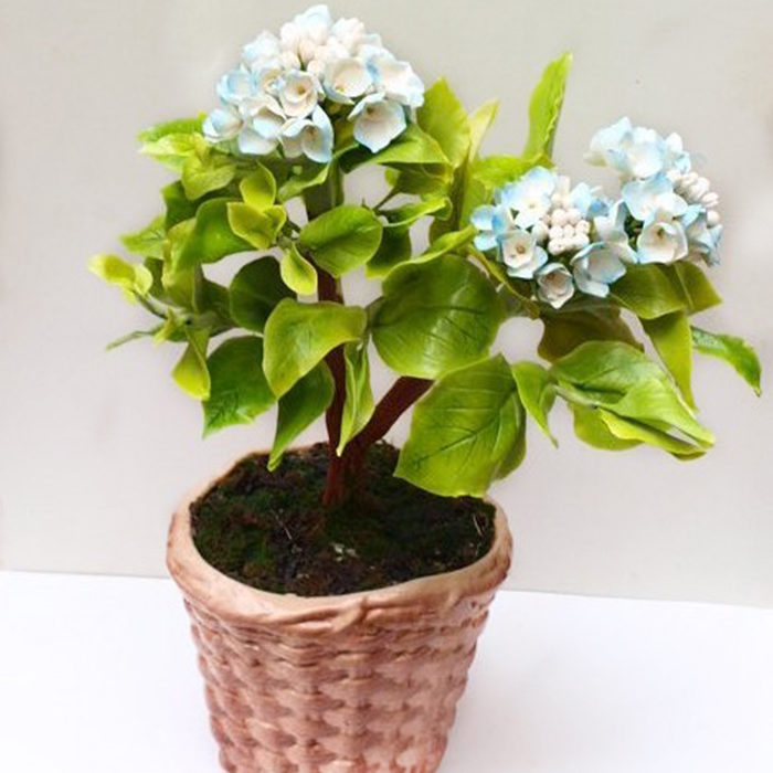 Artificial Hydrangea Arrangement | Oriflowers