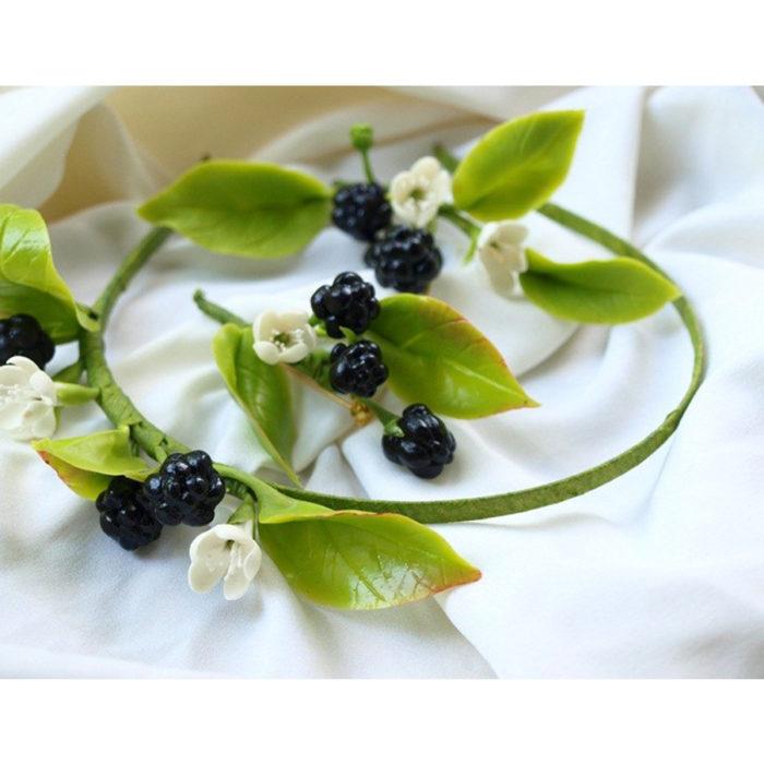 Blackberry Headband 1 | Oriflowers