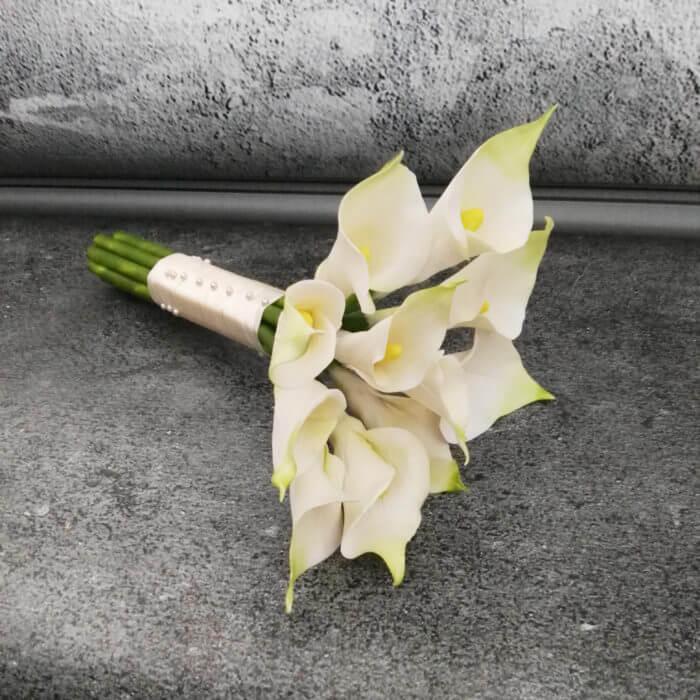 Calla Lily Wedding Bouquet 2 | Oriflowers