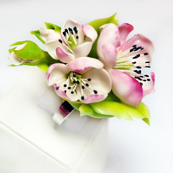 Cherry Blossom Ring   Oriflowers