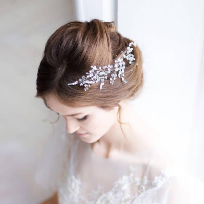 Crystal Hair Vine 1 | Oriflowers