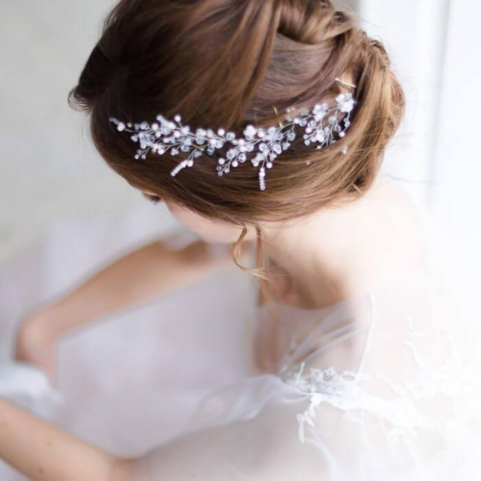 Crystal Hair Vine 2 | Oriflowers