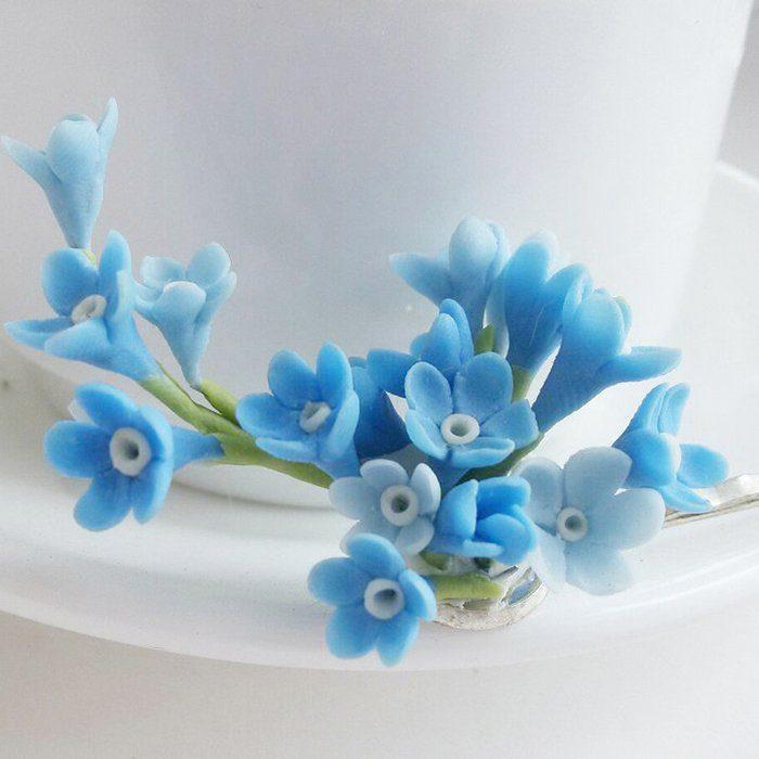 Flower Bobby Pins | Oriflowers