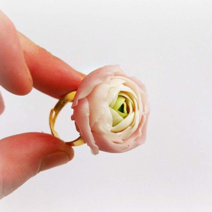 Light Pink Ring | Oriflowers