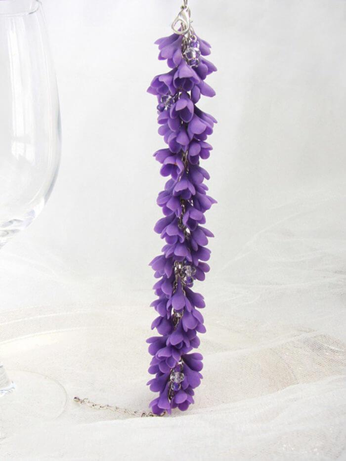 Lilac Jewelry Set 2 | Oriflowers