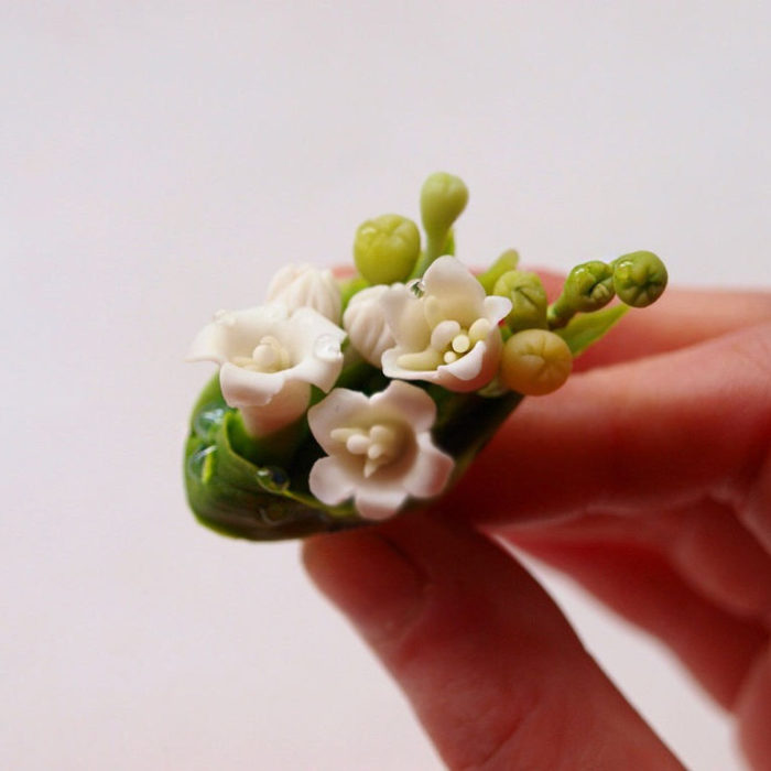Lily Of The Valley Jewelry 1 | Oriflowers