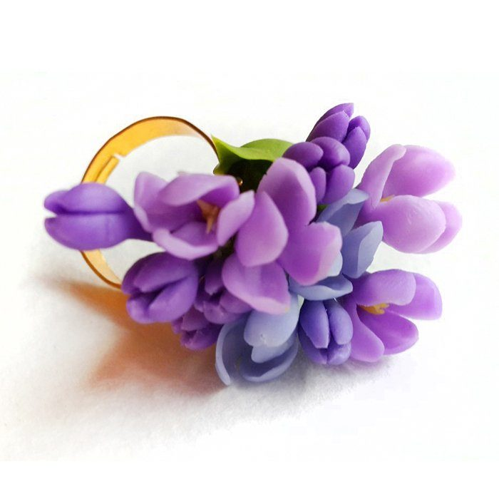Purple Ring | Oriflowers