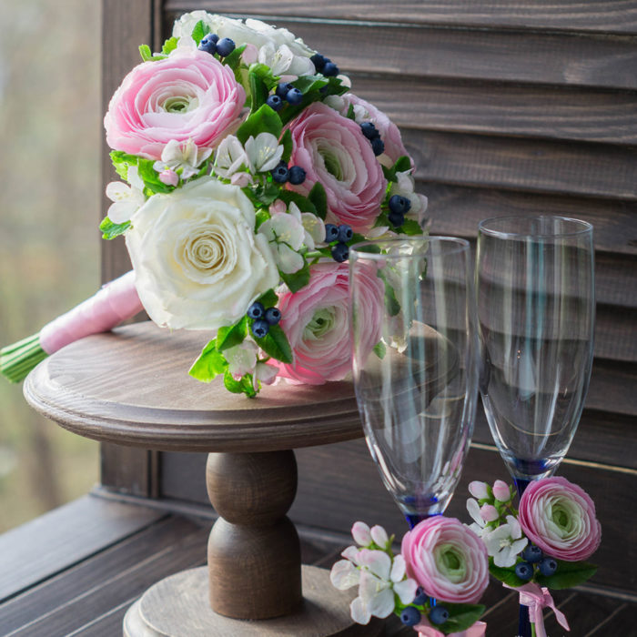 Ranunculus Wedding Bouquet 2 | Oriflowers
