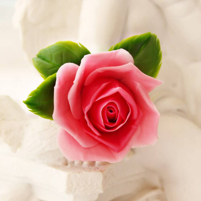 Red Rose Ring | Oriflowers