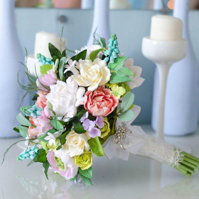Rustic Wedding Bouquet 1   Oriflowers