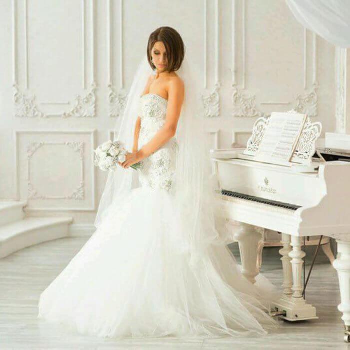 White Peony Wedding Bouquet 2 | Oriflowers